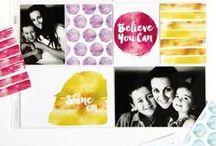 PROJECT LIFE IDEEN / Project Life Ideen & Inspiration  ///   Ideen für Project Life Alben und neue Karten