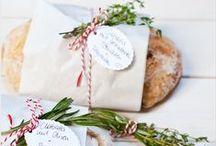 BROT BACKEN / Rezepte für Brote und Brötchen