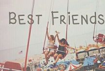 ♡ᗷEᔕTIEᔕ♡ / Bff||BestFriends||Friendship||BestfriendsPicture||Quotes||Tattoos||ForeverAndEver||PicIdeas||Outfits