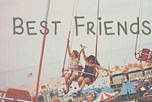 ♡ᗷEᔕTIEᔕ♡ / Bff||BestFriends||Friendship||BestfriendsPicture||Quotes||Tattoos||ForeverAndEver||PicIdeas||Outfits