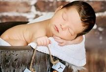 New Born - Photography - Ideas