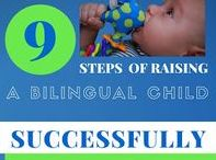 Bilingual Parenting from Baby Age / #Bilingual Multilingual #Education Tips - Arabic Teaching Tips for Parents to make kids and students learn, live and love Arabic from Early Childhood (baby age) - Integrating Arabic into the daily life - Raising #Arabic Speaking Children #parenting