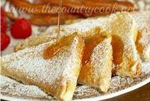 Breakfast // Sweet