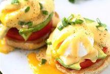 Breakfast // Savoury
