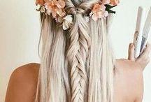 HAIR / Hair & hairstyles