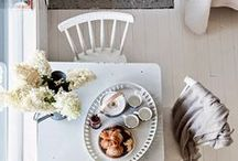 Home: Kitchen / Dining / by Hanna Person