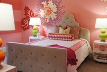 Girl Bedroom Decorating Ideas / by Kids Bedroom Decorating Ideas