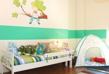 Toddler Bedroom Ideas / by Kids Bedroom Decorating Ideas