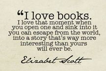 BOOKS LOVE / It was books that made me feel that perhaps, I was not completely alone...