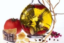 Our Top Olive Oils / You'll love our infused olive oils. We carry all the popular flavors as well as some quite unique products that will put a smile on your taste buds!
