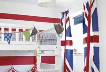 Curtains for boy's bedroom / by Kids Bedroom Decorating Ideas