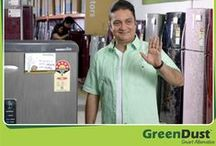 GreenDust and Vinay Pathak!! / The first ever commercial - TVC!!