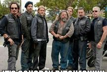 SOA / Everything about Sons Of Anarchy SAMCRO SONS SOA JAX TELLER and the whole crew!!!