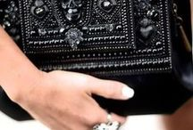 Handbags/clutch bags / One of the prettiest things to carry with you