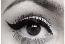 Eye Make - Up / For all those who want to learn. And for those who are content looking at the pictures! :-P