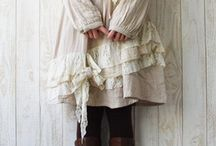 Shabby chic Clothes