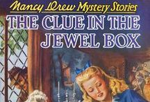 Books  / My romance with books started with Nancy Drew, Hardy Boys, Sherlock Holmes and Perry Mason at a young age! I would always cherish the many summer vacations spent with them :-D