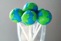 Earth Day / Earth Day is all about GREEN!