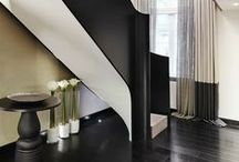 Black and White / The classic color combination.