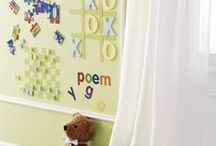 Magnetic Paint Ideas / by Kids Bedroom Decorating Ideas