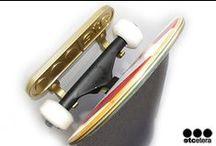 Wall Ride (Skateboard Mount) / Etcetera Wall Ride (Skateboard Mount) - Made for holding complete skateboards!
