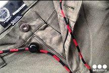 Etcetera Shoe Lace Belt / Etcetera Shoe Lace Belt w/locking clip. No need to tie knots!