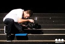 Etcetera Film/Photography Pad / Etcetera Film/Photography Kneeling Pad, by Chase Gabor
