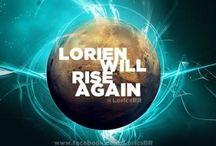 The Lorien legacies
