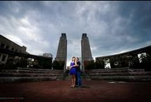 My Engagement Photography / Photography of Engagement Sessions I have shot