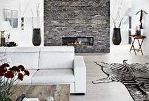(Grey) Wood, Tile & Brick