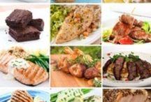 LOW CARB FOODS / Low carb meals