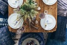 Gatherings | Table Designs