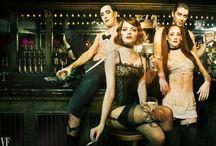 cabaret & showgirl