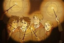 The Marauders present