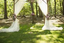 Backdrops, Arbors & Wedding Arches / Traubogen, Blumenbogen, Deko für die Trauung