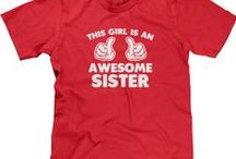Funny Family T-Shirts / NoiseBot.com funny family t-shirts for women, men, and kids.  Funny family shirts with sayings.
