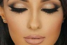 Glam Up - make up ideas