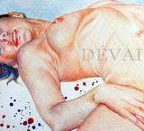 erotika / Erotikus,festmények, grafikák szobrok, az érzékiség megjelenítése a művészetben