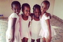 CUTE AFRICAN KIDS / I can't wait to adopt from Africa one day.