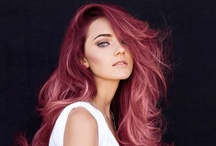 *HAIR INSPIRATION* I / Love different hair styles and colors.
