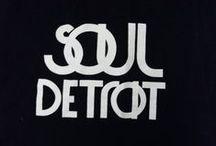 Detroit - Photography by Me / Photographs of Detroit taken by Elizabeth Pilar