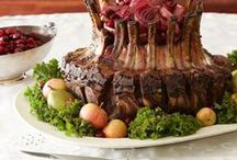 Pork, Ham, and Corn Beef Recipes / by Mike Dickinson