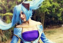 League of Legends Cosplay~