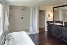 Master bedroom and bath remodel