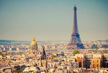 {All Things French} / France is where everything happens, it is one of the most gorgeous and fashionable places on earth! Home to the city of lights!