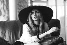 {Cara Delevingine} / Litlle miss perfect eyebrows