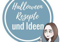 Halloween Rezepte und Ideen / Alles was man für eine Halloween Party braucht. Tolle Rezepte und mehr.