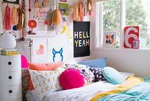 Kidz Bedrooms / by ~*Susan Taumaa*~