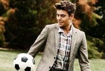 {Zac Efron} / he is a perfect example of perfection...
