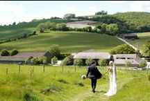 Upwaltham Barns Gardens / Beautiful country gardens for a wedding at Upwaltham Barns, West Sussex